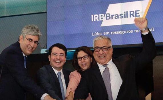 IRB: as debêntures da primeira série vencerão em outubro de 2023 e as da segunda série em outubro de 2026