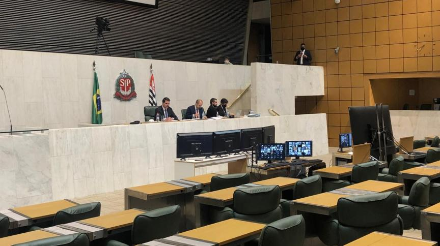 Plenário da Alesp (Assembleia Legislativa do Estado de São Paulo)