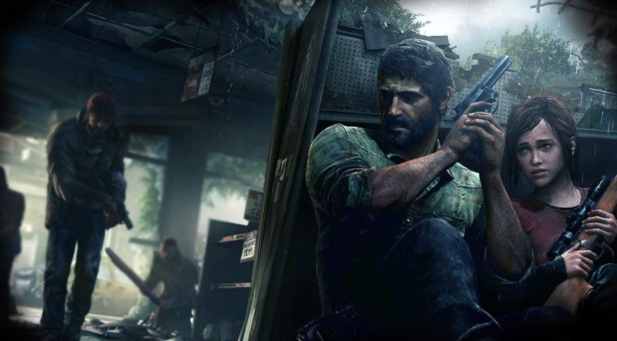 """Os personagens Joel e Ellie, do jogo """"The Last of Us"""" para Playstation 4 (06.mar.20)"""