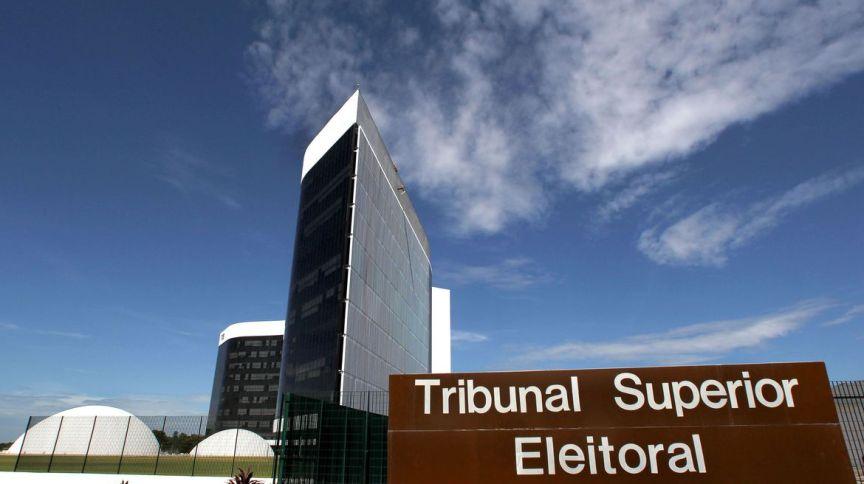 Prédio do TSE (Tribunal Superior Eleitoral) em Brasília