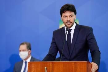 Ministro das Comunicações, Fábio Faria, e a ministra da Agricultura, Tereza Cristina, devem se juntar à sigla