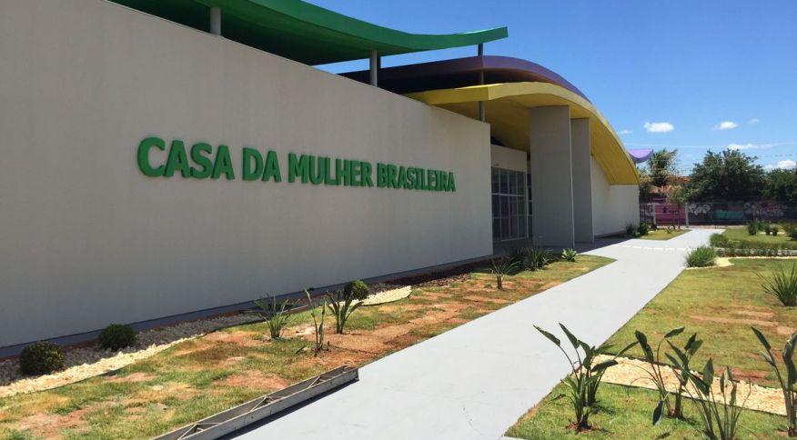 Casa da Mulher Brasileira em Brasília (03.mar.2020)