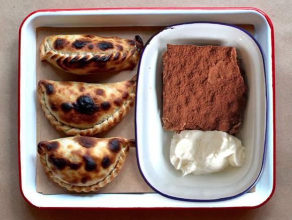 Empanadas do La Guapa, casa de Paola Carosella
