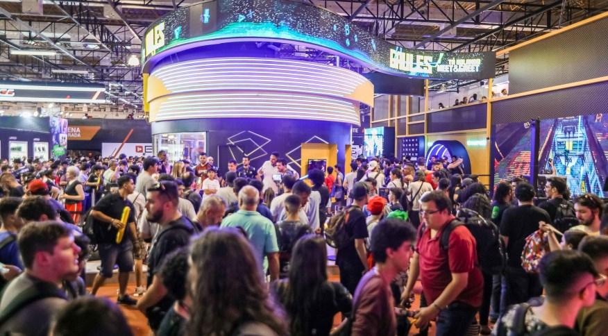 Brasil Game Show em 2019