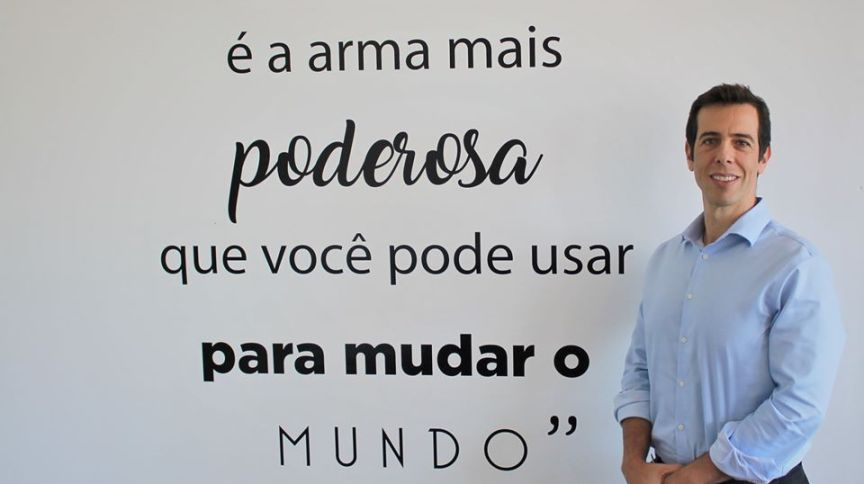 Renato Feder, secretário de Educação do Paraná: