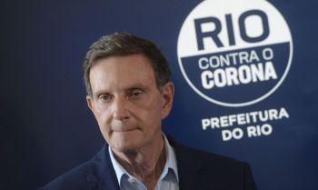Vice-procurador Humberto Jacques questiona liminar que permitiu prefeito do Rio de Janeiro a ser candidato a reeleição neste ano