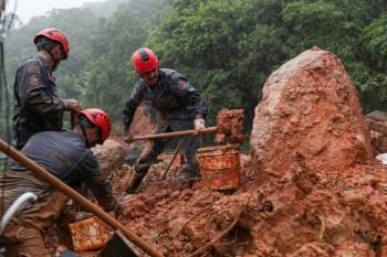 Chuvas deixaram 44 mortos, segundo autoridades paulistas