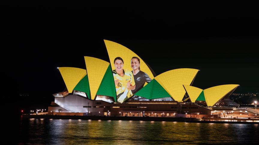 Austrália e Nova Zelândia sediarão a Copa do Mundo Feminina de 2023