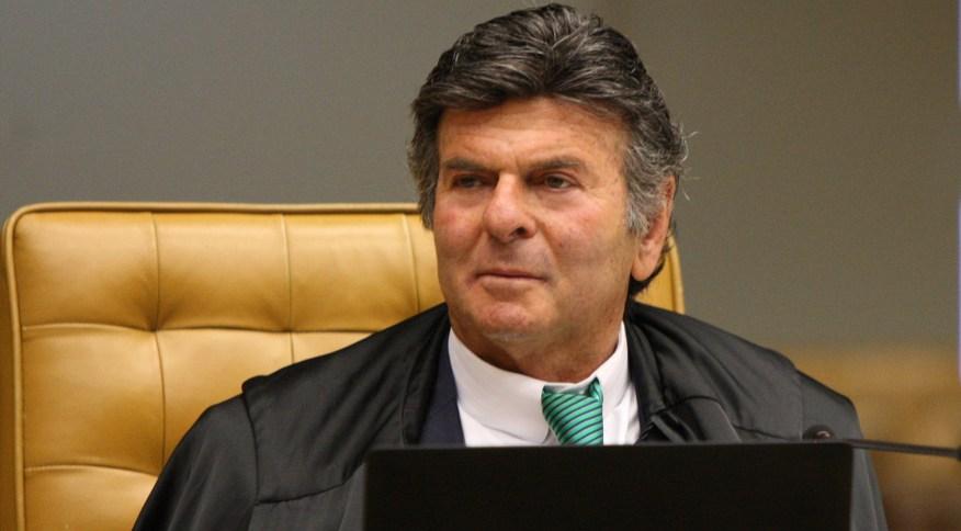 Ministro Luiz Fux, presidente STF