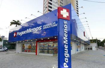 O negócio tornará a Pague Menos a segunda maior varejista de drogarias do Brasil, atrás apenas da Raia Drogasil