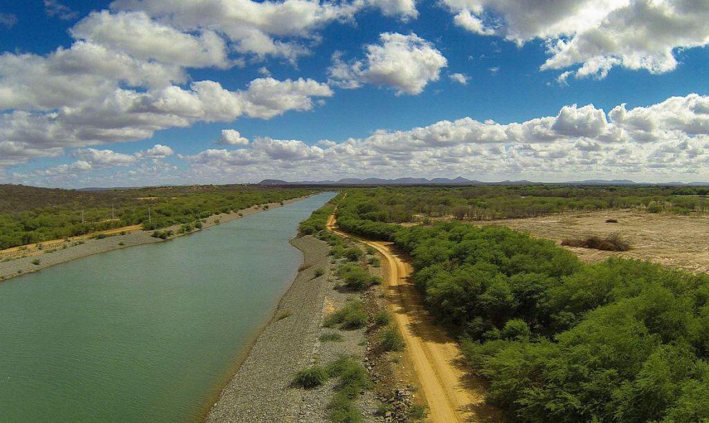 Transposição do Rio São Francisco - Eixo Norte