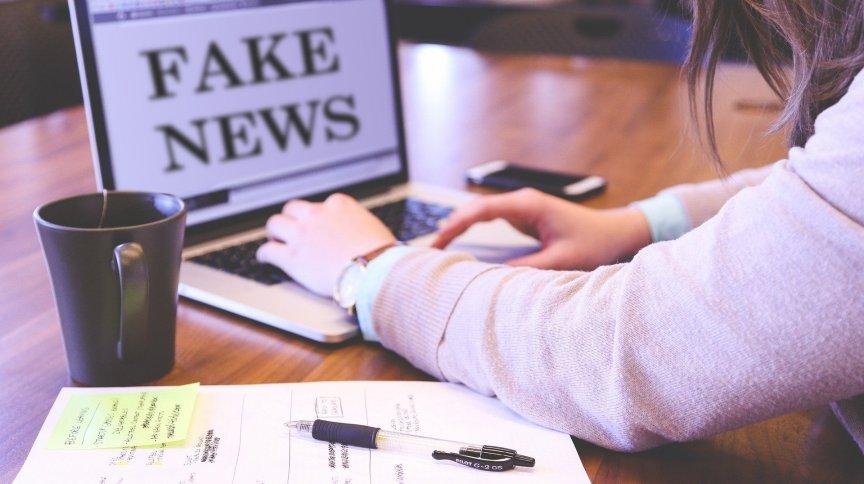 imagem genérica de Fake News
