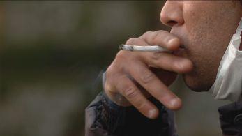 De 2019 para 2020, os gastos relacionados ao fumo apresentaram uma queda de 5,4%, totalizando R$ 18,1 bilhões