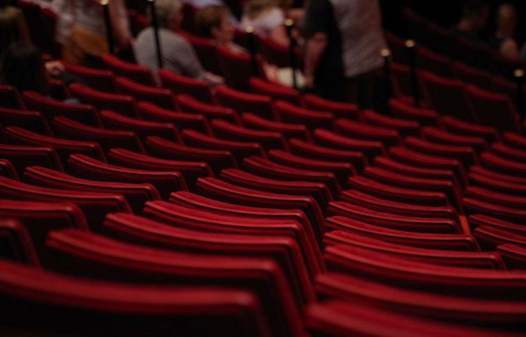 Assentos de teatro