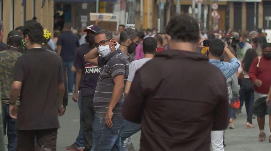 Mercado de trabalho amplia número de pessoas com contratos temporários em meio à pandemia
