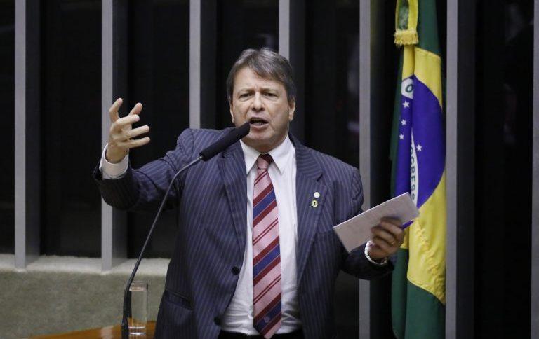 Deputado federal Bibo Nunes, do PSL