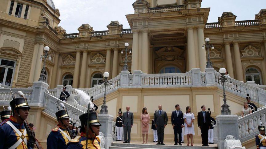 Palácio Guanabara, em Laranjeiras, no Rio de Janeiro