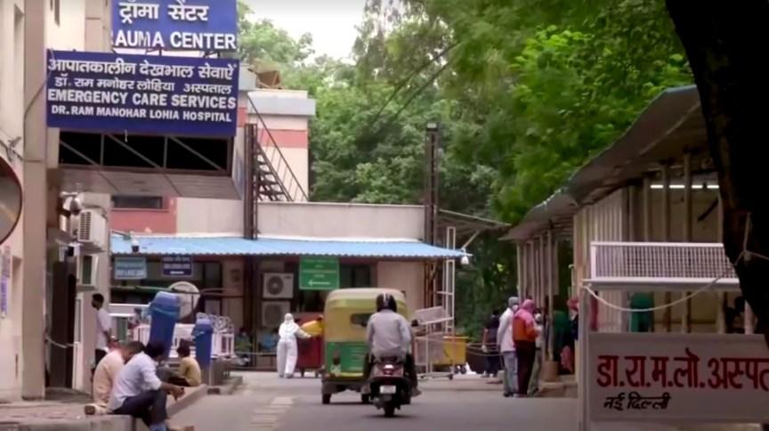 Em toda a Índia, são 604.641 infectados e 17.834 mortos por Covid-19