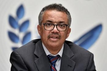 Tedros Adhanom Ghebreyesus, diretor-geral da entidade, deixou uma mensagem à Frente Nacional de Prefeitos; para ele, os municípios têm 'suportado o maior peso'