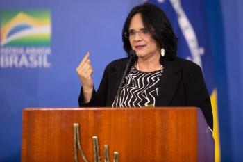 A ministra dos Direitos Humanos é contra projeto de lei que legaliza e regulamenta os jogos de azar no Brasil