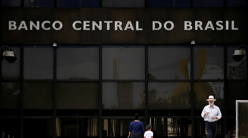 Sede do Banco Central, em Brasília (16.mai.2017)