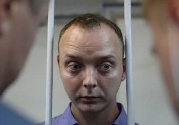 Ivan Safronov, que cobriu assuntos militares para dois jornais de circulação nacional, pode passar até duas décadas na prisão se for condenado