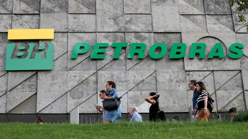 Sede da Petrobras.