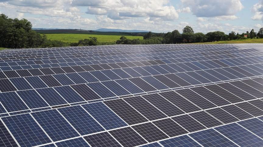 Energia solar: é um dos focos da Cemig