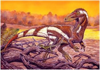 Aratasaurus museunacionali foi batizado em homenagem ao Museu Nacional, destruído por um incêndio em 2018 quando o fóssil era estudado nas instalações