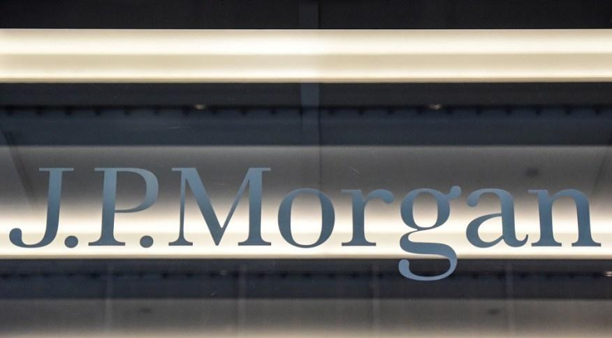 <strong>Fachada do banco JP Morgan</strong>