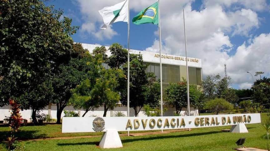 Sede da Advocacia-Geral da União em Brasília