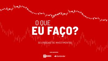 Rogério Panca, do Santander, é o convidado dos apresentadores Fernando Nakagawa e Luciana Barreto, no podcast O que Eu Faço? desta quarta-feira (21)