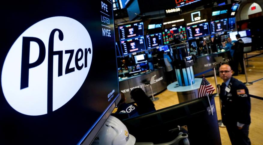Ações da Pfizer e da BioNtech subiram após empresa divulgarem dados adicionais promissores sobre vacina contra Covid-19