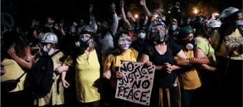 Líderes locais e estaduais no Oregon, assim como membros do Congresso, pediram que Trump retire as forças paramilitares de Portland