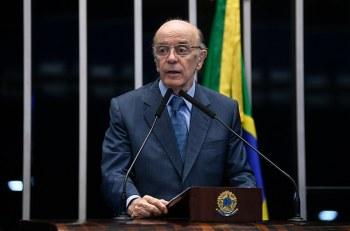 Órgão afirma que apurações se limitam a fatos anteriores ao exercício de mandato de senador do tucano