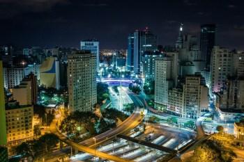 Dados do Centro de Gerenciamento de Emergências Climáticas (CGE) da Prefeitura de São Paulo apontam 13,4ºC de média