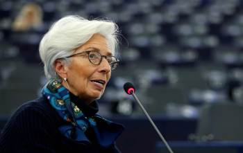 """Presidente do BCE afirmou que o banco manterá suporte em busca de um crescimento """"sustentado e inclusivo"""""""