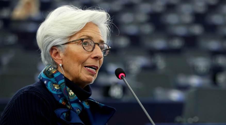 Forma como a China lidará com a crise afetará tamanho do impacto para a zona do euro, diz Lagarde