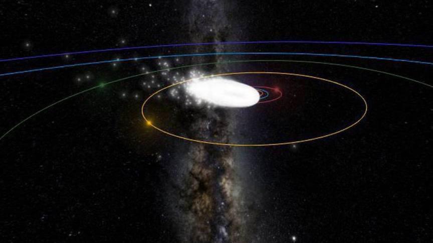 Chuvas de meteoros ocorrem quando uma concentração de fragmentos entram em contato com a atmosfera terrestre