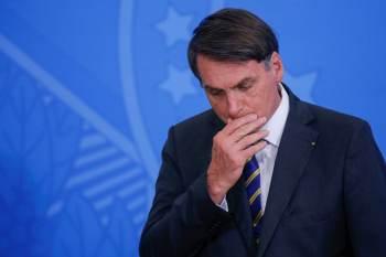 Vilardi comentou que acredita que a peça tenha sido um ato político por parte de Bolsonaro