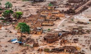 Rompimento da barragem de Brumadinho completa 1.000 dias
