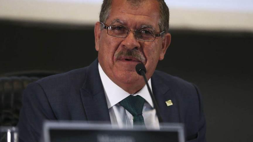 O presidente do STJ, Humberto Martins