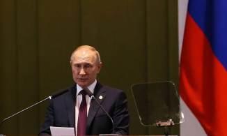 """Putin também disse que é importante evitar a """"penetração de terroristas"""" """"disfarçados de refugiados"""" em países próximos ao Afeganistão"""
