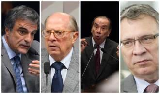Texto assinado por ex-ministros de Temer, Dilma, Lula e FHC pede que Pacheco não aceite pedido de impeachment de Moraes