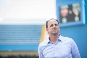 Clube divulgou o fim do vínculo com o treinador através de um Twitter na madrugada deste sábado