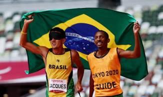 Até o momento, os brasileiros estiveram 21 vezes no lugar mais alto do pódio em Tóquio, e ainda restam dois dias de competição