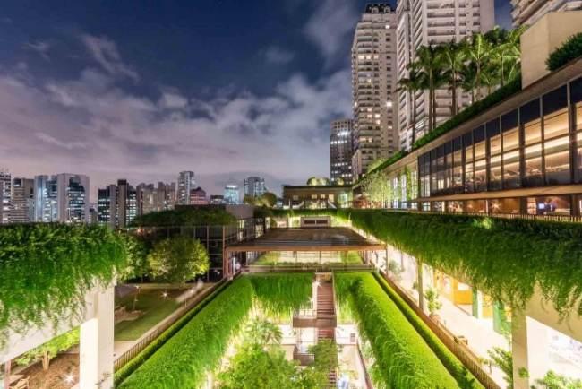 Shopping Cidade Jardim, em São Paulo
