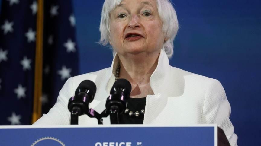 Janet Yellen foi a indicada de Biden para a Secretaria do Tesouro