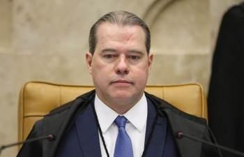 Decisão foi enviada pelo ministro Dias Toffoli