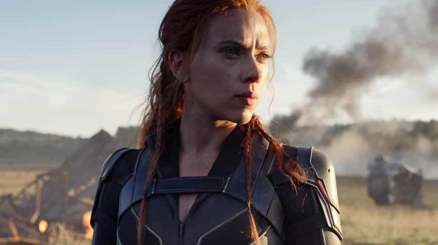 Natasha Romanoff continua sendo interpretada por Scarlett Johansson
